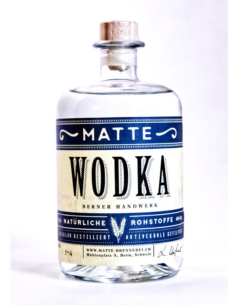 Berner Matte Wodka 70cl
