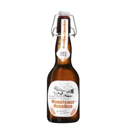 Monstein Huusbier 24x33cl Bügel