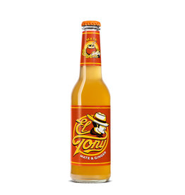 El Tony Ginger 12x33cl