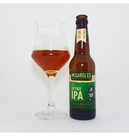 Mc Gargles Ned`s Retro IPA 24x33cl