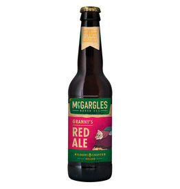 Mc Gargles Granny Mary Red Ale 24x33cl