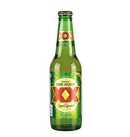 Dos Equis Lager 24x33cl