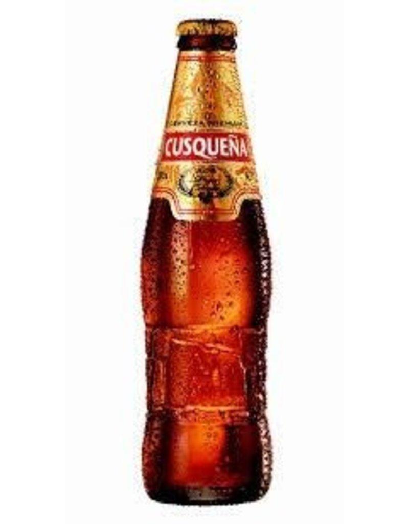Cusquena Golden 24x33cl