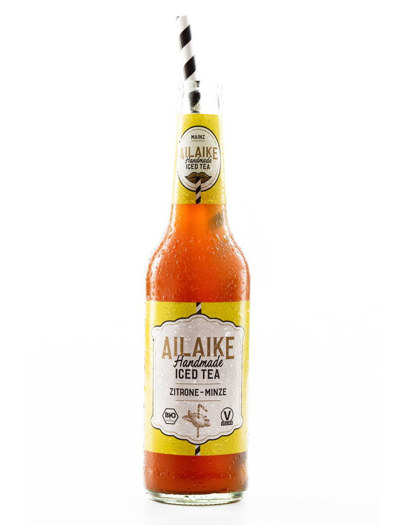 AiLaike Handmade Zitrone - Minze 24x33cl BIO