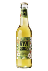 Vivi Soda Apfelschorle 24x33cl BIO