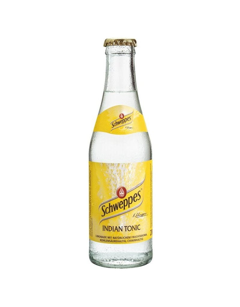 Schweppes Tonic Water 24x20cl