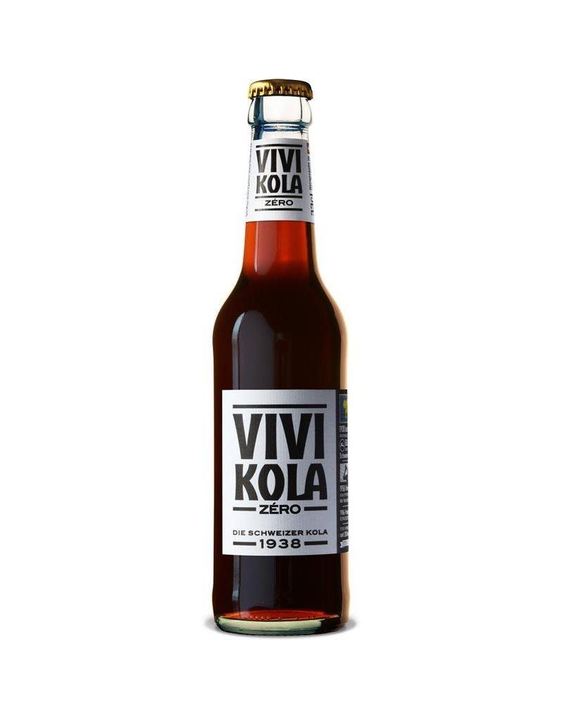 Vivi Kola Zero 24x33cl