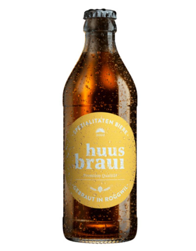 Huus Braui Gold 9x33cl