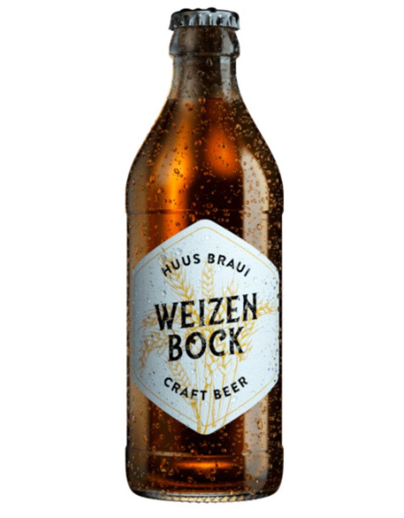Huus Braui Weizenbock 9x33cl