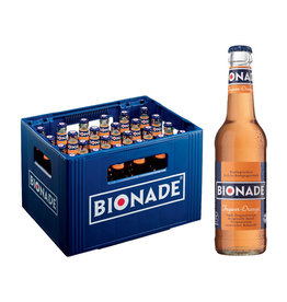 Bionade Ingwer/ Orange *Bio 24x33cl