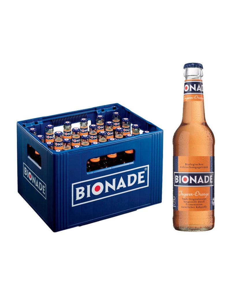 Bionade Ingwer/ Orange *Bio 24x33cl
