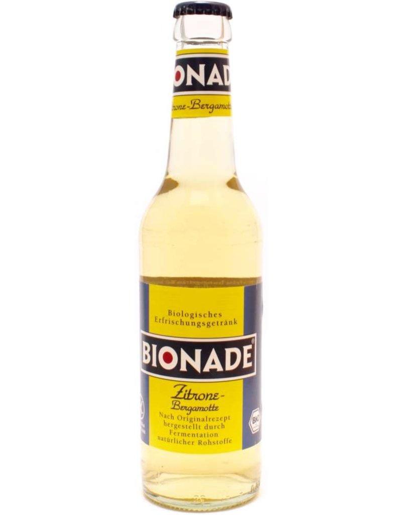 Bionade Zitrone / Bergamotte *Bio 24x33cl