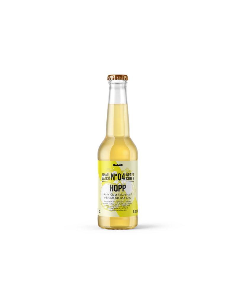 Kobelt Hopp Cider Nr.4 24x27.5cl