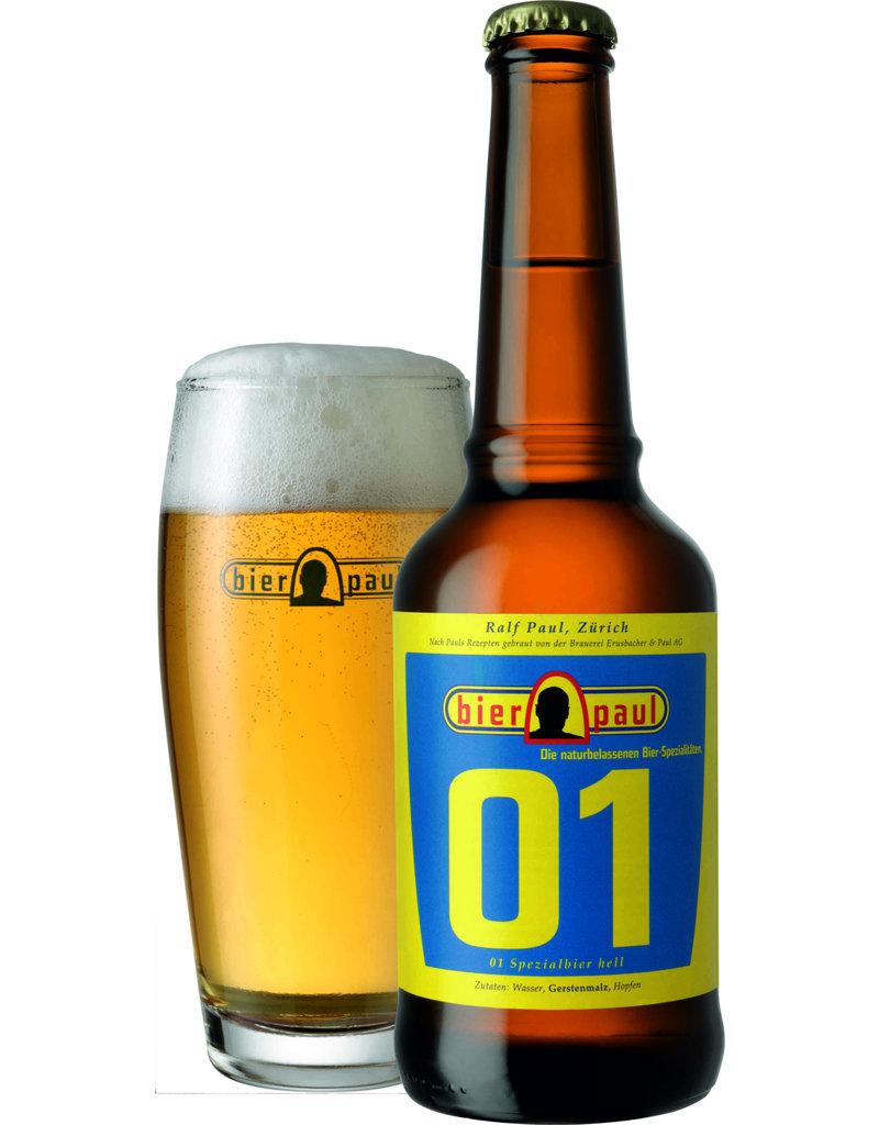 Bier Paul 01 Hell 20x33cl