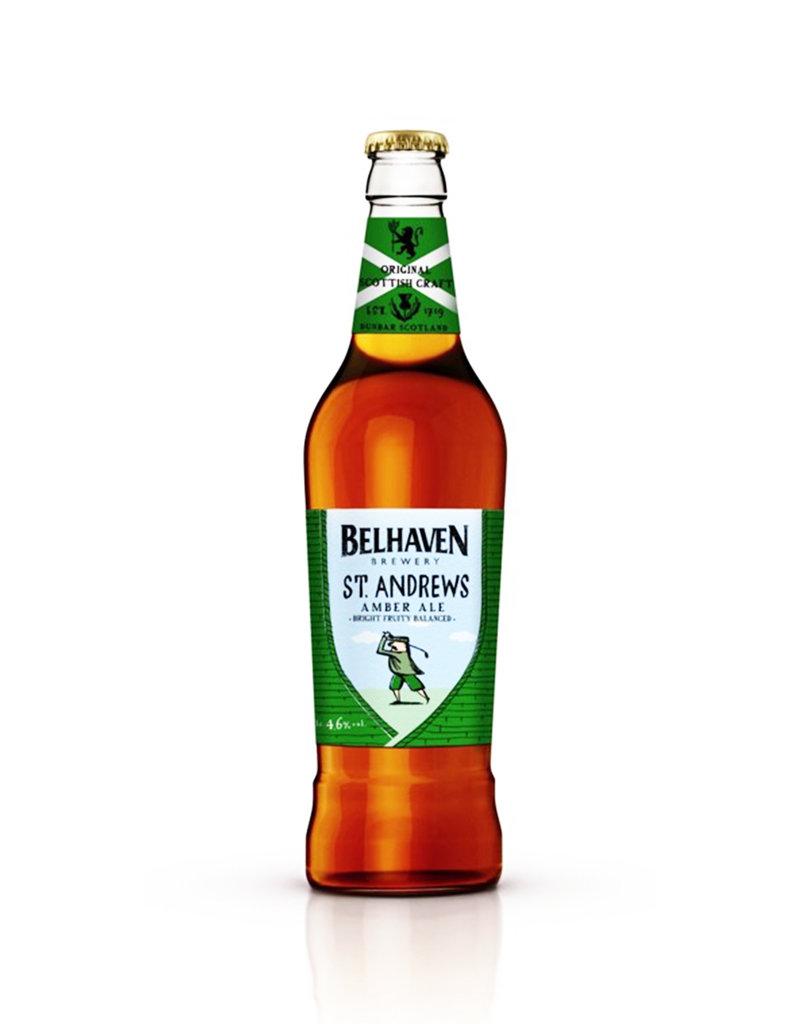 Belhaven St. Andrews Amber Ale 12x50cl