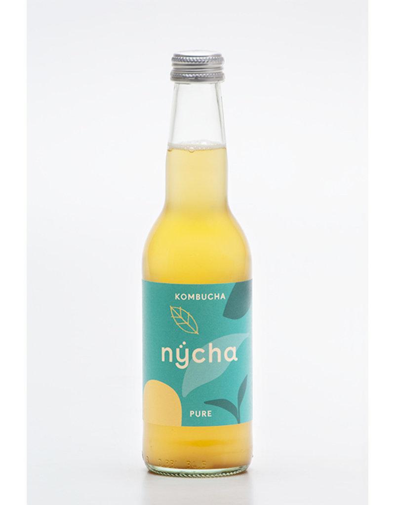Nycha Kombucha Pure 24x33cl BIO