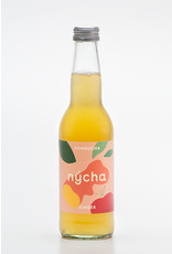 Nycha Kombucha Ginger 24x33cl BIO