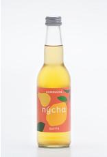 Nycha Kombucha Quitte / Birne 24x33cl BIO