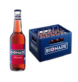 Bionade Holunder *Bio 24x33cl