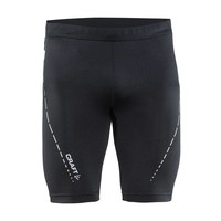 Essential Short Tight heren zwart