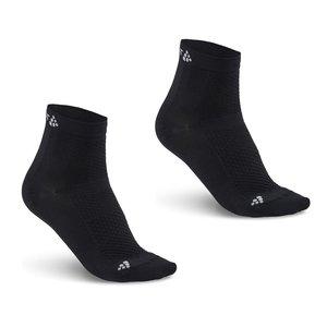 Craft Cool Mid 2-pack Sock zwart