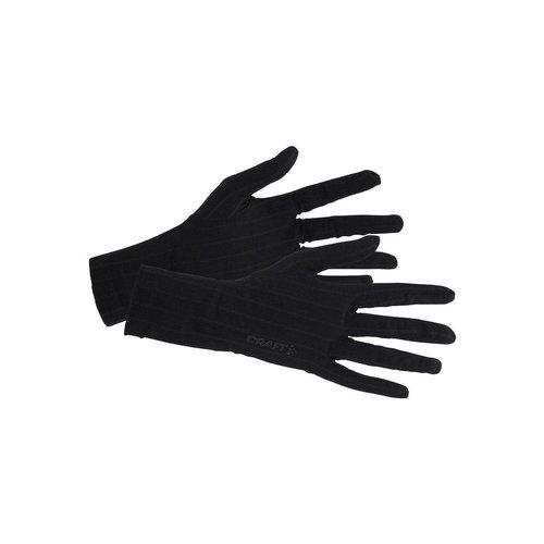 Craft Active Extreme 2.0 glove liner zwart
