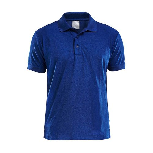 Craft Craft Polo Pique heren blauw
