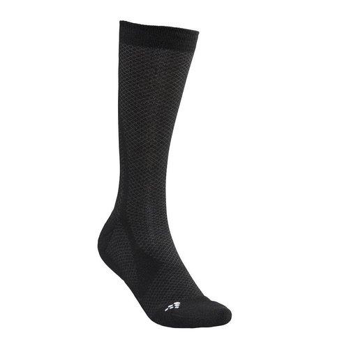 Craft Warm Mid Sok zwart
