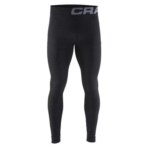 Craft Craft Warm Intensity Lange onderbroek heren zwart/grijs