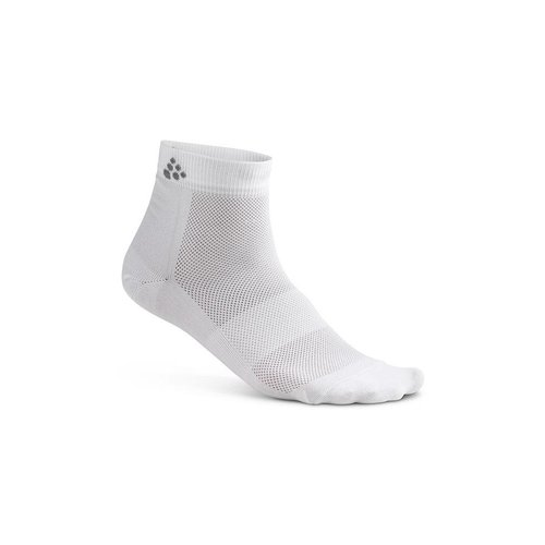 Craft Greatness Mid sock 3-pack wit