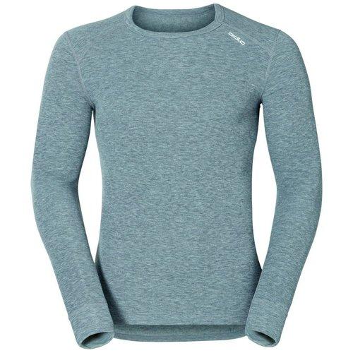 Odlo Original Warm Shirt Lange mouw heren  heren grijs