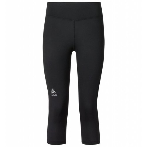 Odlo SLIQ 3/4 Running Tight dames zwart