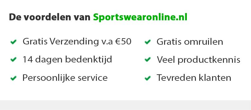 online shoppen sportkleding