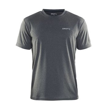 Craft Active Run Tee heren grijs melange