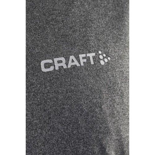 Craft Active Run Tee heren, Grijs Melange