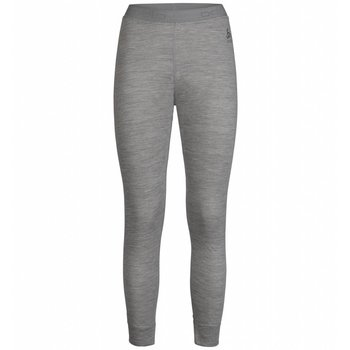 Odlo Warm Merino Wool Pant dames grijs