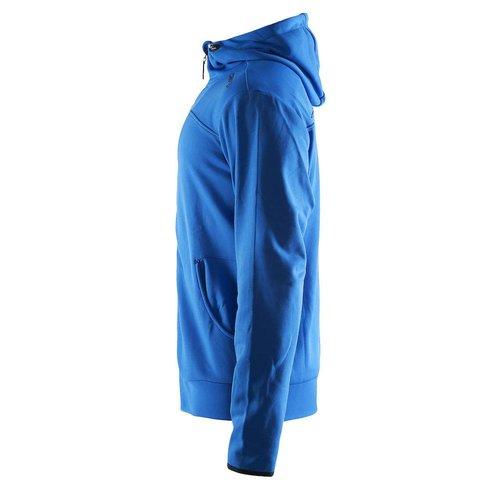 Craft Craft Leisure Hood Full Zip vest heren  blauw