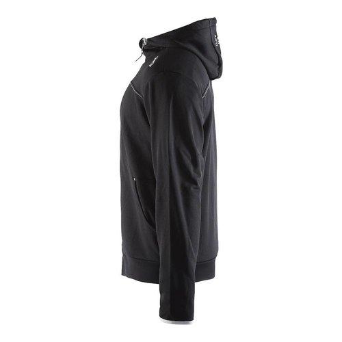 Craft Craft Leisure Hood Full Zip vest heren zwart