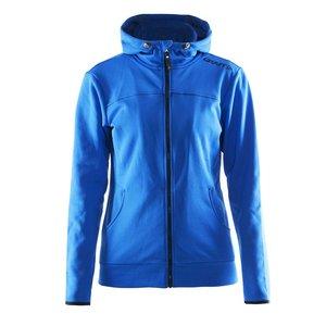 Craft Leisure Hood Full Zip vest dames blauw
