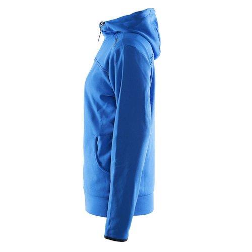 Craft Craft Leisure Hood Full Zip vest dames blauw