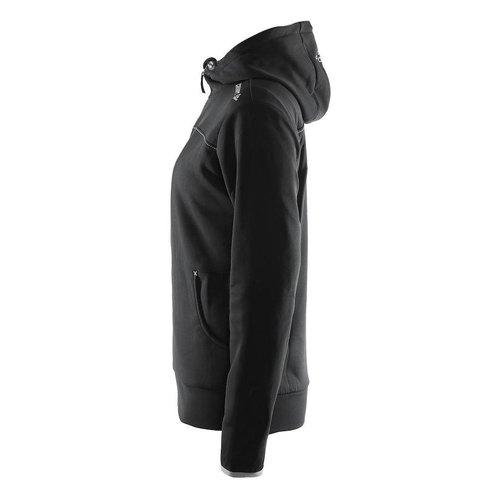 Craft Craft Leisure Hood Full Zip vest dames zwart