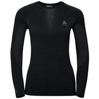 Odlo Performance Warm Shirt dames zwart