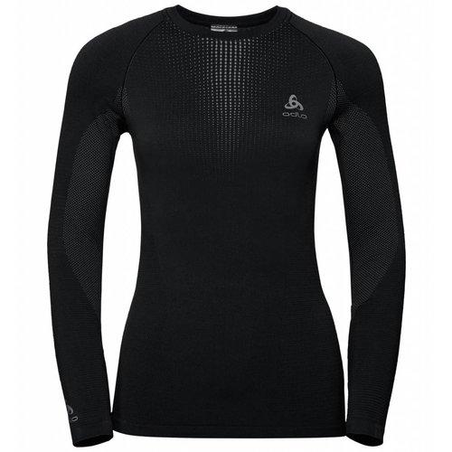 Odlo Odlo Performance Warm Shirt dames zwart