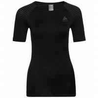 Odlo Performance Light  Shortsleeve dames zwart