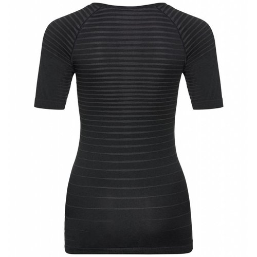 Odlo Odlo Performance Light  Shortsleeve dames zwart