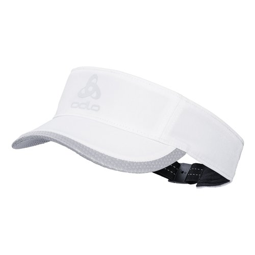 Odlo Odlo Zonneklep, Run Visor Cap Ceramicool X-Light wit