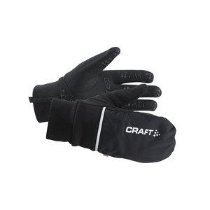 Craft Craft Hybrid Weather Glove Handschoen zwart