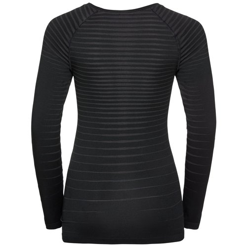 Odlo Odlo Performance Light Longsleeve, dames, zwart