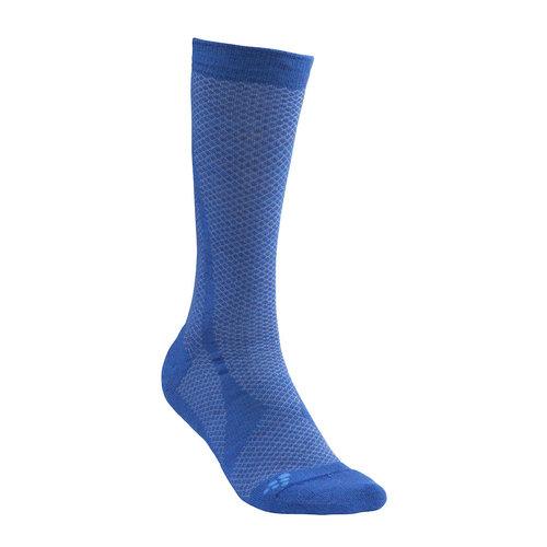 Craft Warm Mid Sok blauw