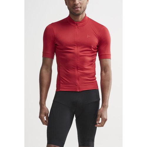 Craft Craft Essence Jersey fietsshirt, heren. Bright Red
